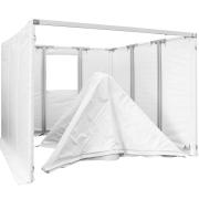 Fridge Tent Zeltgerüst Kältesystem